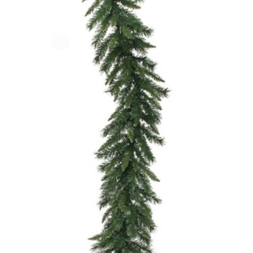 Vickerman 50 ft Pre-Lit Imperial Garland - 350 Lights, As Shown