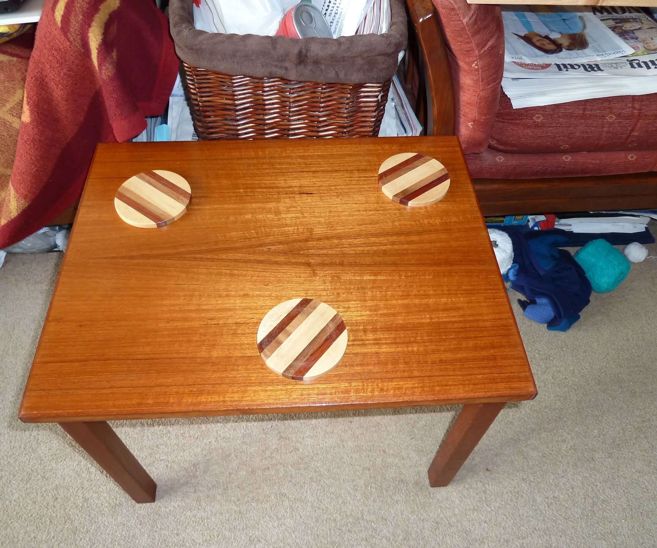 How to Restore Wooden Tables/Furniture   Diy pallet ...