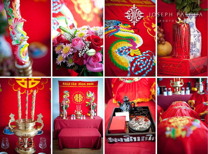 Vietnamese Wedding Tea Ceremony Fred S Traditional And Modern Celebration