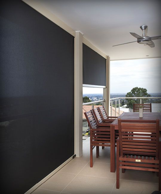 Ambient Blinds | Outdoor Blinds | Custom Made Blinds ...