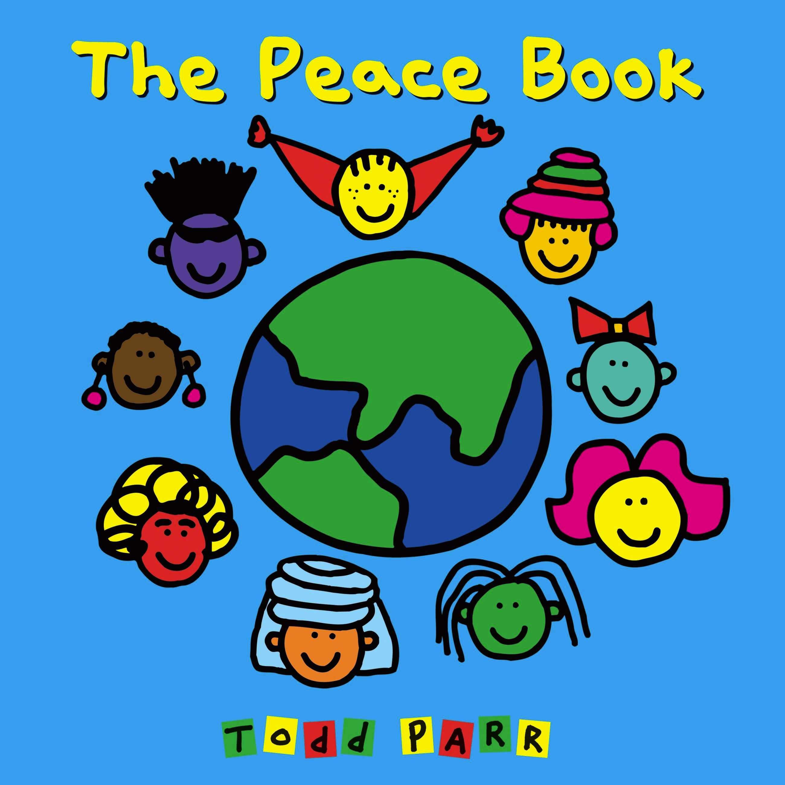The Peace Book Would Be A Great Read Aloud For A Pre