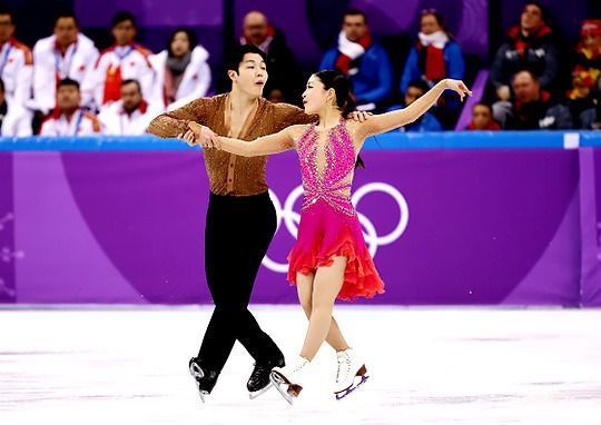 US Ice Dance