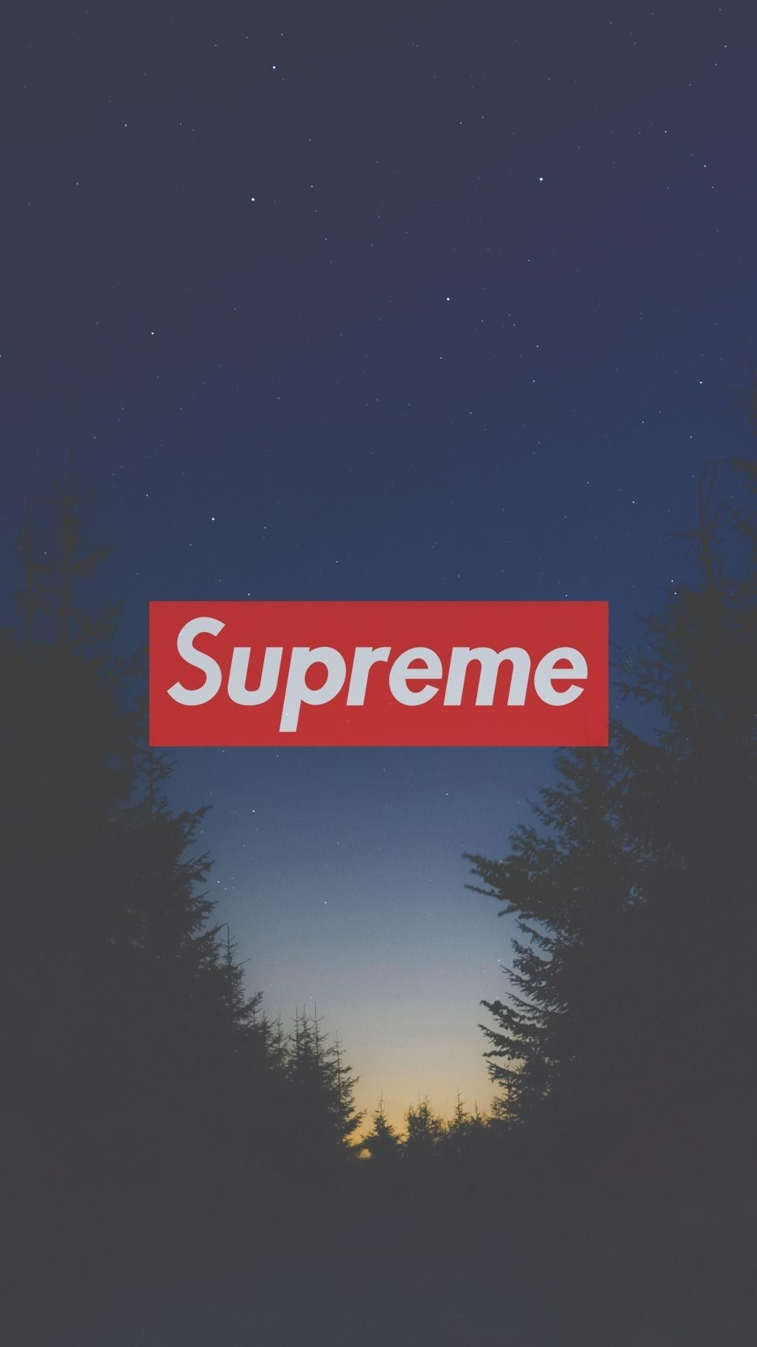 Supreme Wallpaper Iphone 5