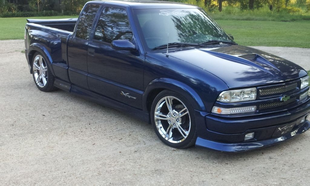 F Ffffcb F C D E on 2002 Chevy S10 Custom