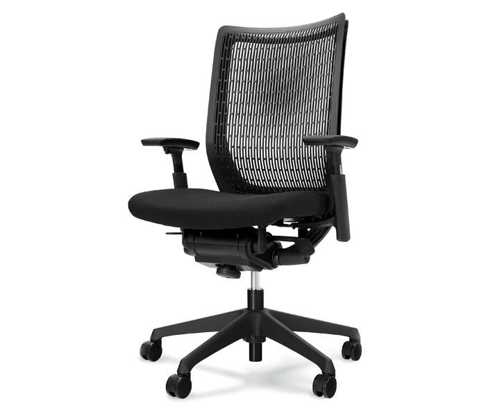 UCI Task Chair, By Okamura In Japan. Designed