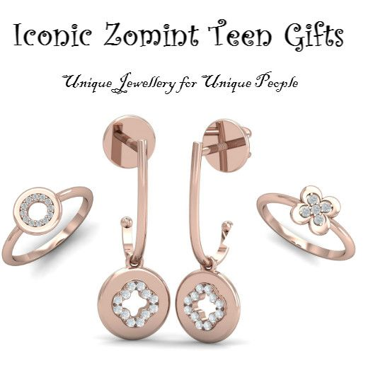 Grab our Rose Gold with Diamonds teen collection. http://zomint.com/jewellery/diamond-jewellery.html. ‪#‎zomint‬ ‪#‎rosegold‬ ‪#‎gifts‬ ‪#‎diamond‬