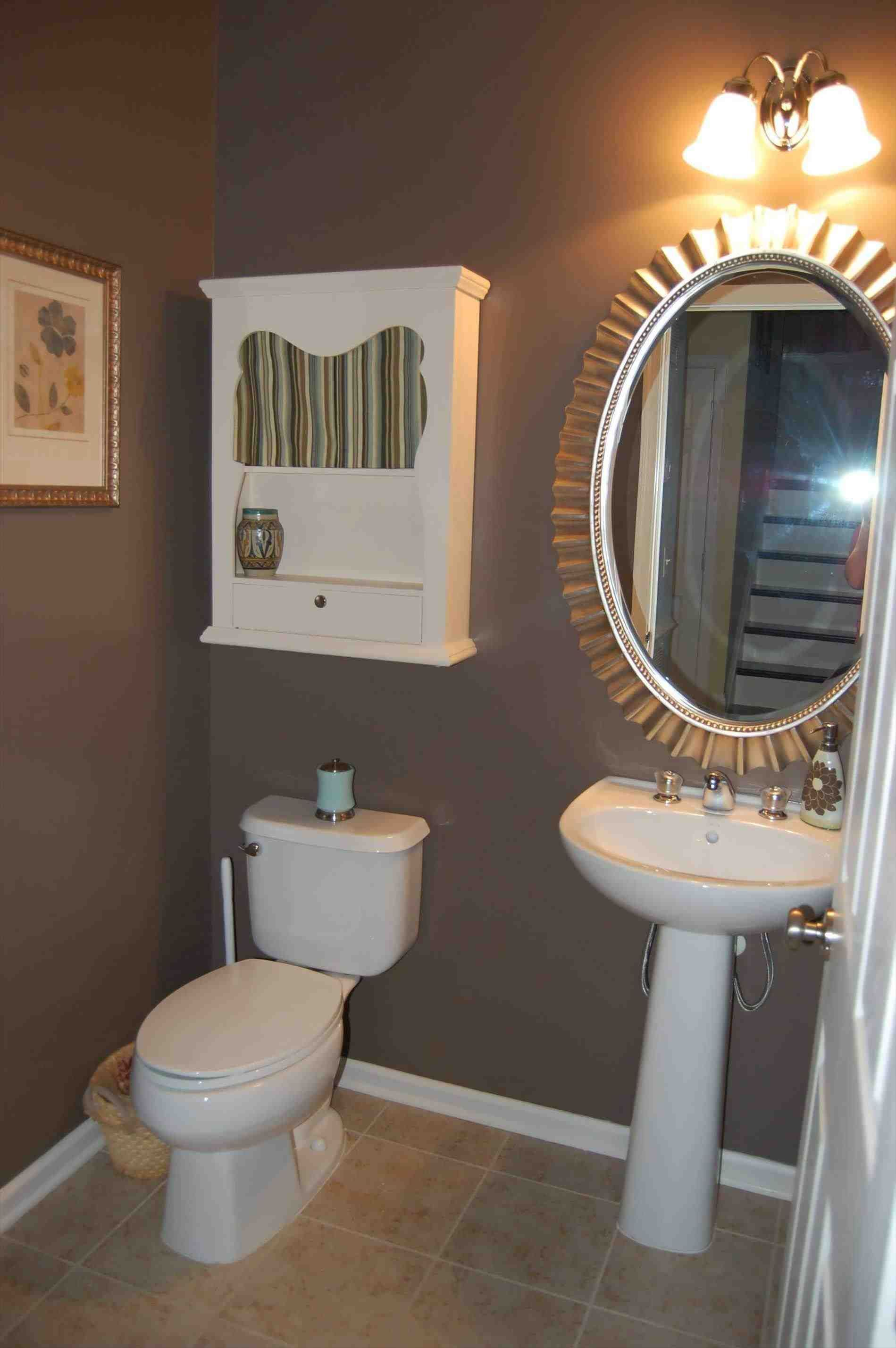 This Best Paint Color For Small Bathroom With No Windows  Very Classy Small Bathroom Window Design Ideas