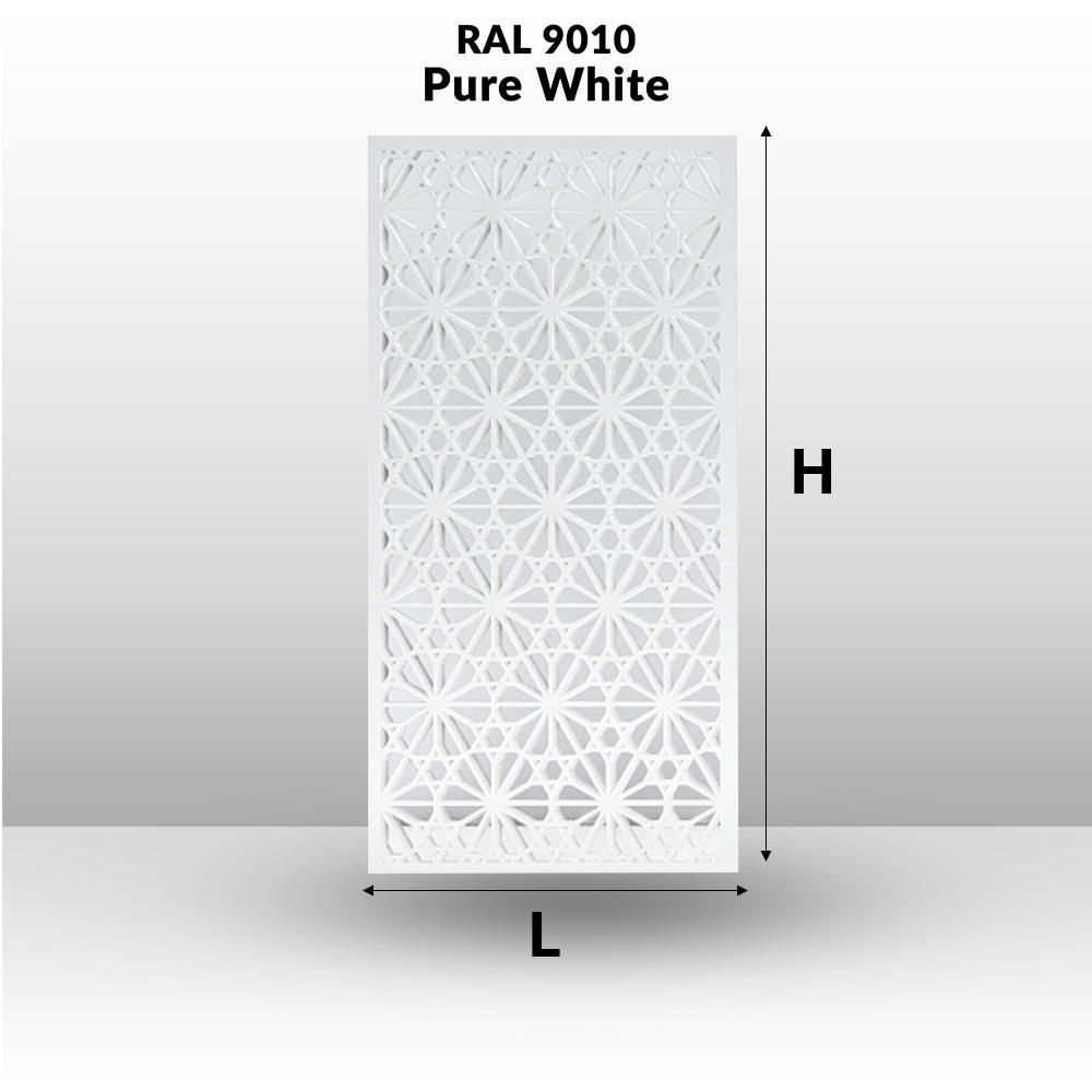 Hanakotoba integrated furniture panel