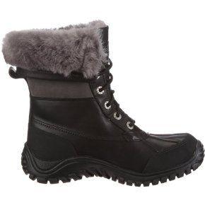 1906 Adirondack Boot Black Grey