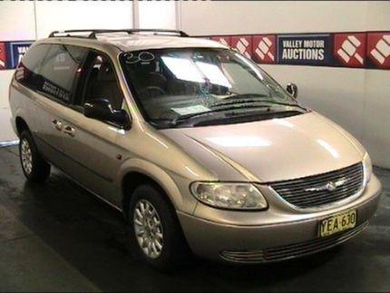 I Had A 2003 Gold Grand Voyager 3 3 Auto Suv Car Auto Suv