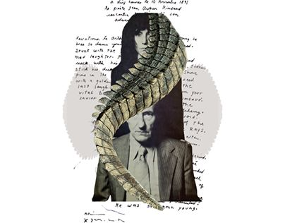 "Check out new work on my @Behance portfolio: ""Patti Smith & William Burroughs by Robert Mapplethorpe"" http://be.net/gallery/47685691/Patti-Smith-William-Burroughs-by-Robert-Mapplethorpe"
