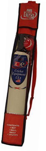 f0c446a4e Young American Cricket Gift Set For Kids By Cricket Equipment Usa - Size 4