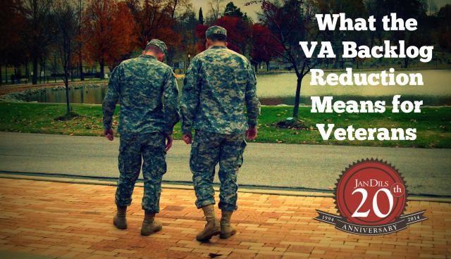 What The Va Backlog Reduction Means For Veterans Veteran