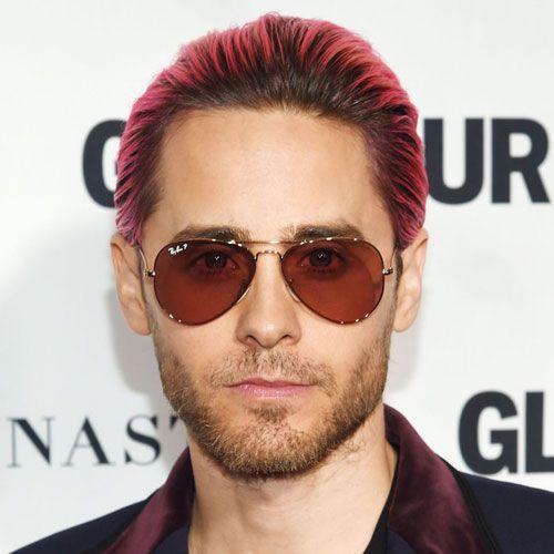 Jared Leto Shows Off Normal Hair At The Mtv Movie Awards Jared Leto Hair Jared Leto Haircut Jared Leto Short Hair