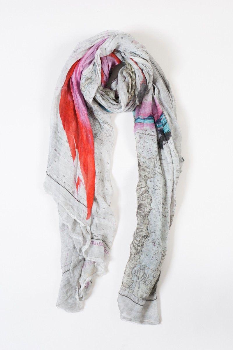 para barato lugar Maddy Faliero de venta liquidación mejor precio bufanda Sarti tienda wxPC4Zqf