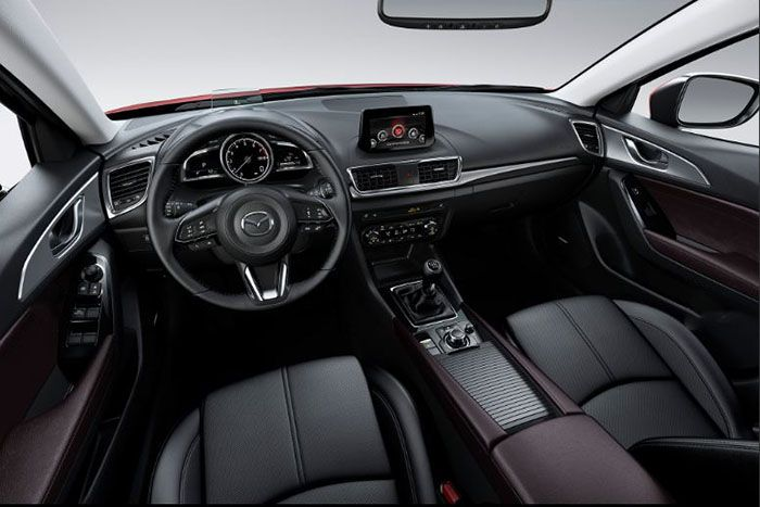 2017 Mazda 3 New Concept Release Date Mazda Cars Mazda Hatchback Cars