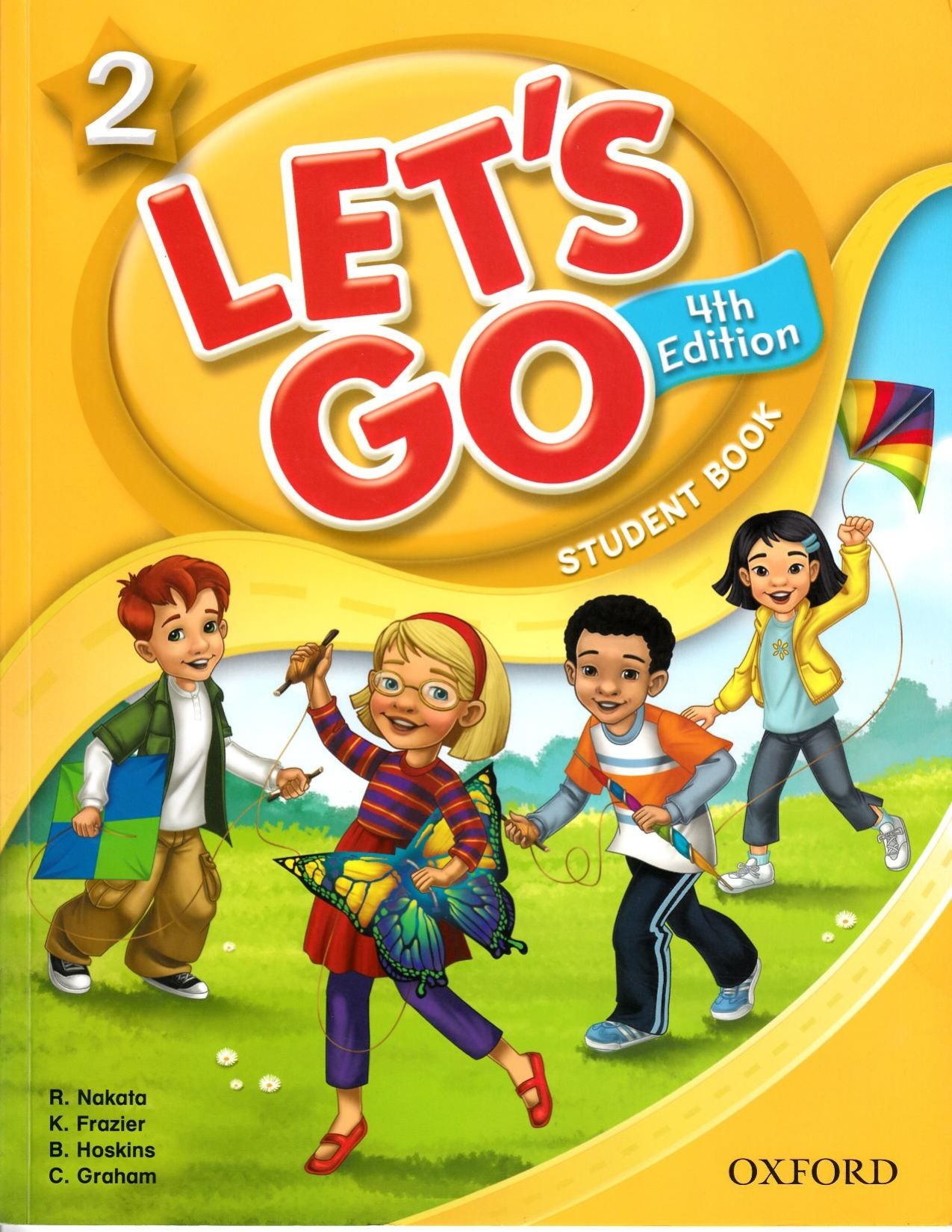 Let S Go 2 Student Book 4th Edition English Books For Kids Letting Go Book English Book
