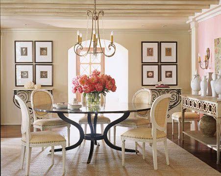 Idea para decorar tus superficies | Decoración de comedor, Comedores ...
