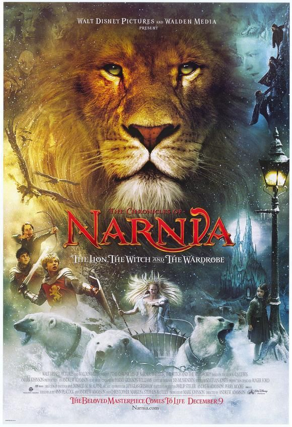 Chronicles Of Narnia The Lion The Witch And The Wardrobe 27x40
