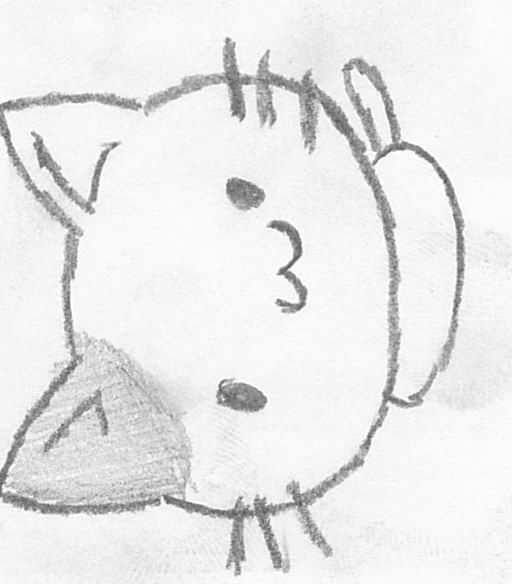 Image Result For Cute Cat Drawing With Images Cute Little