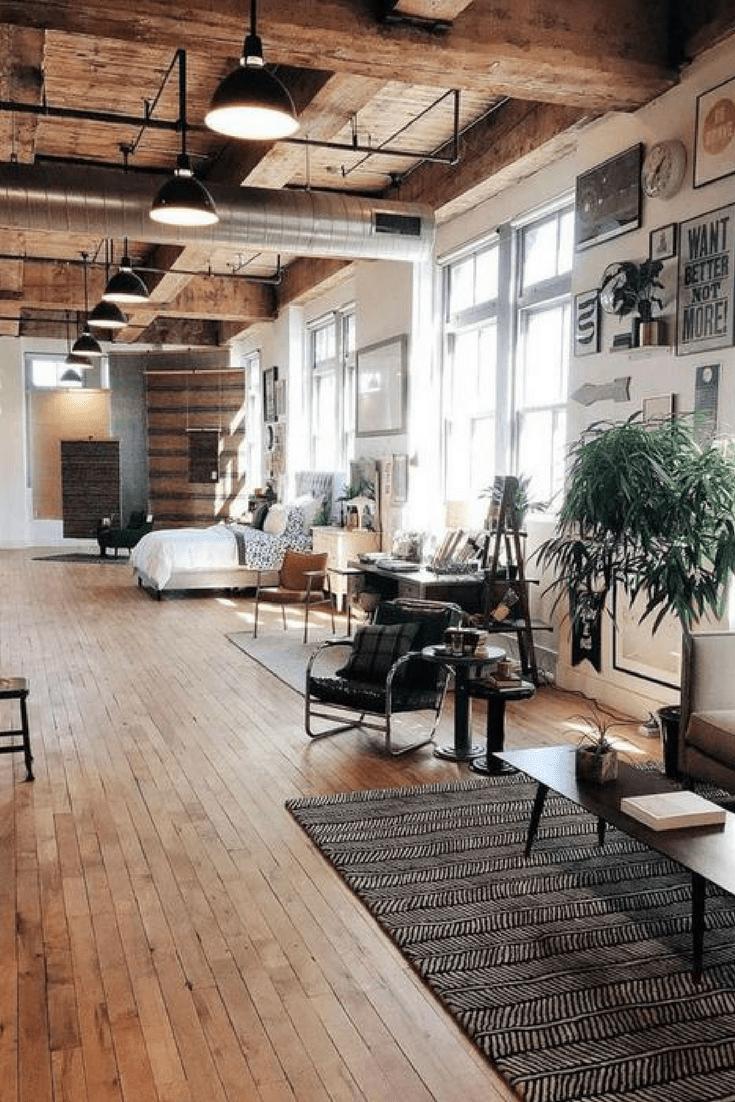Nice Home Decor Wish List, Loft Style Decor