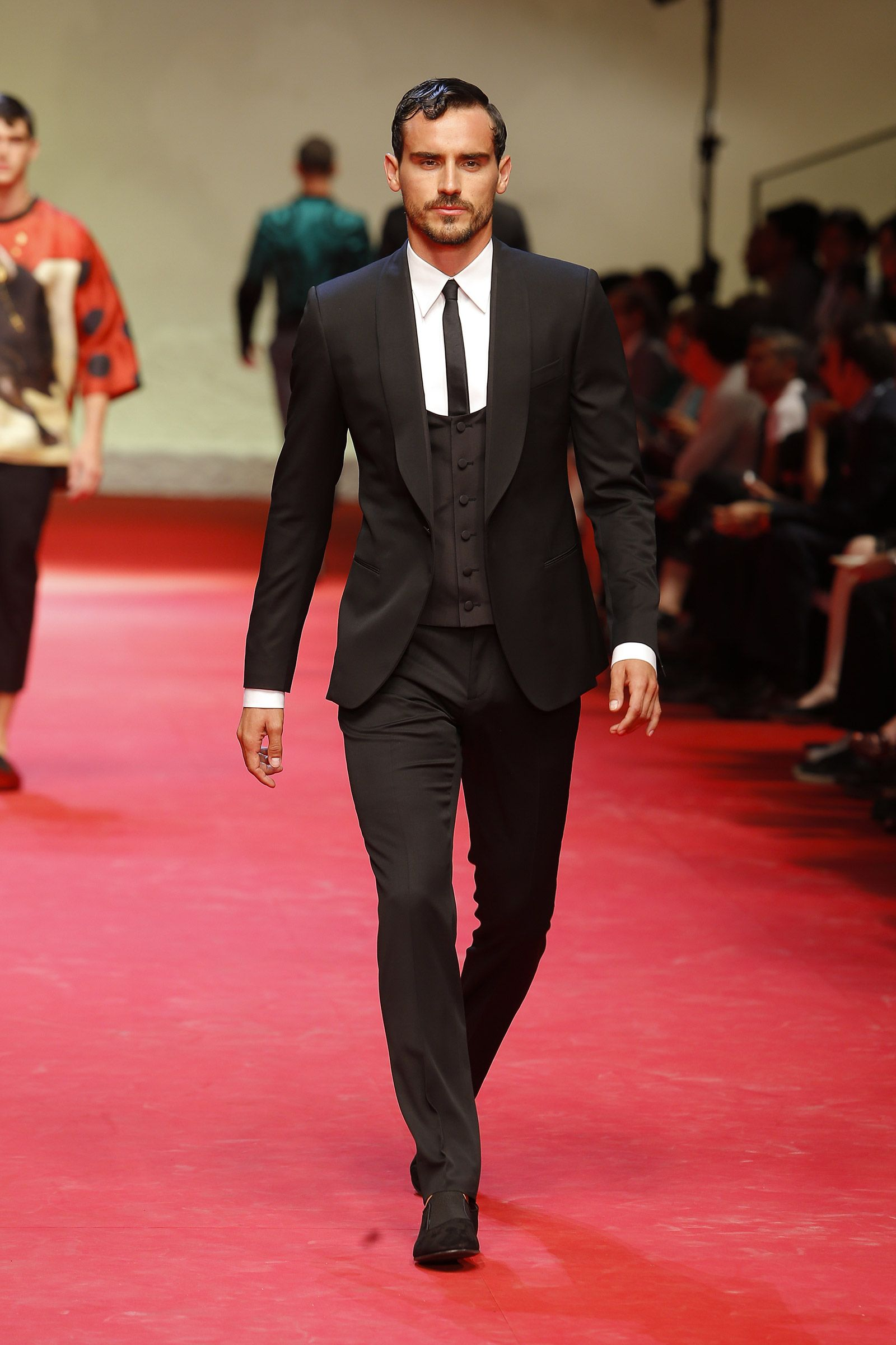 Moda Guardaroba Maschile Dolce Gabbana Man Catwalk Photo Gallery Fashion Show Summer