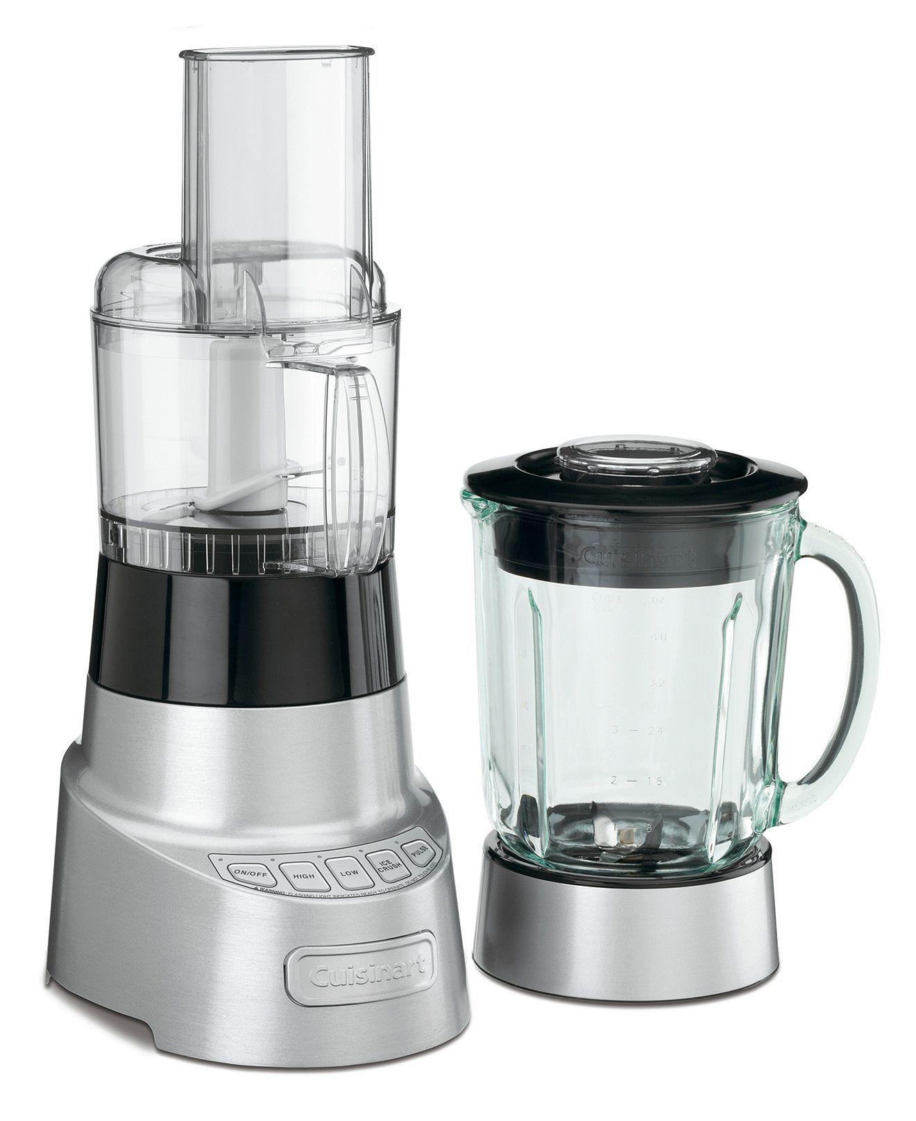 Cuisinart BFP-603 Blender and Food Processor, SmartPower Deluxe - Electrics - Kitchen - Macy's