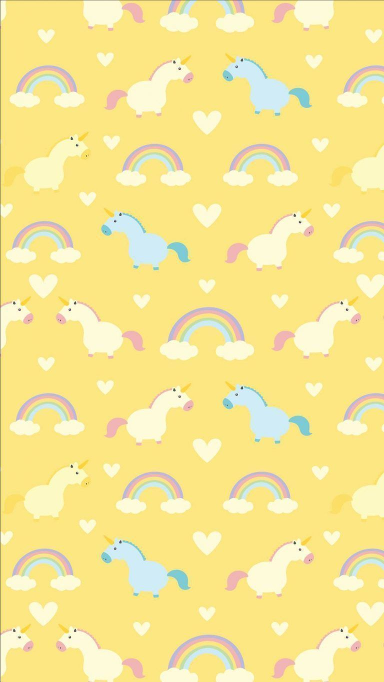 Wallpaper De Unicornios Fofos Para Celular E Whatsapp Unicorn