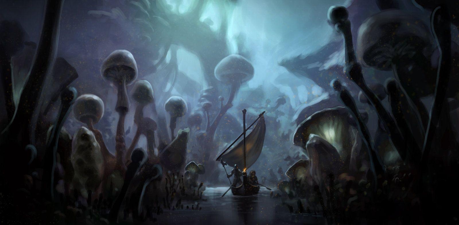 swamp art - Поиск в Google   Swamp   Pinterest ...
