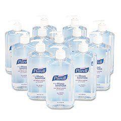 Gojo Purell Instant Hand Sanitizer By Gojo 4 00 Original