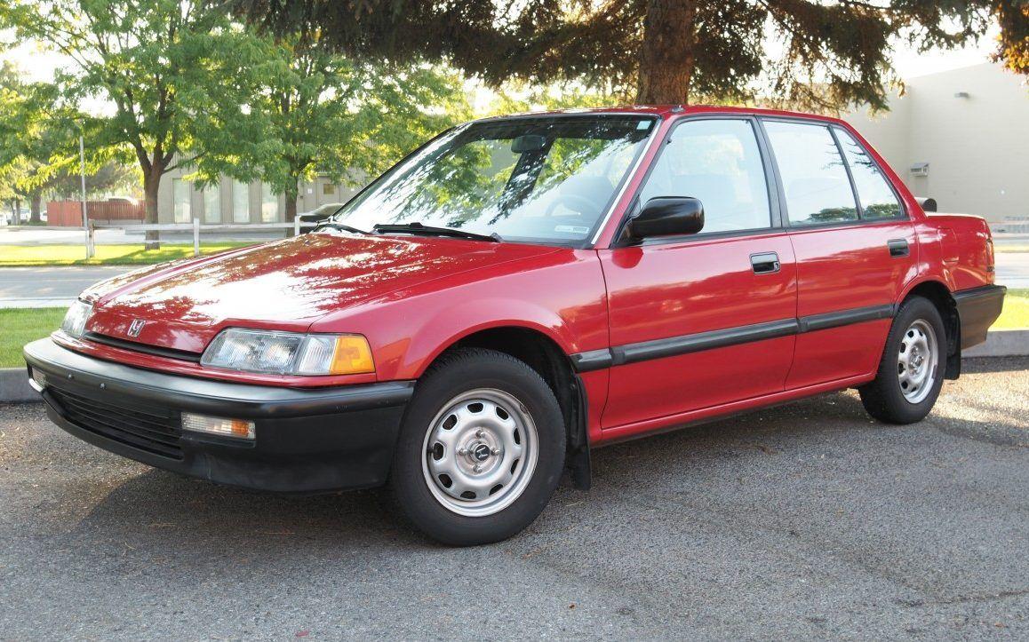Kelebihan Kekurangan Honda Civic 1991 Top Model Tahun Ini