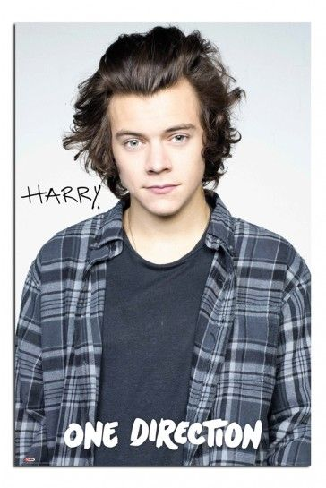961add941147b One Direction Harry Styles 2015 Official Poster<<<no words can ...