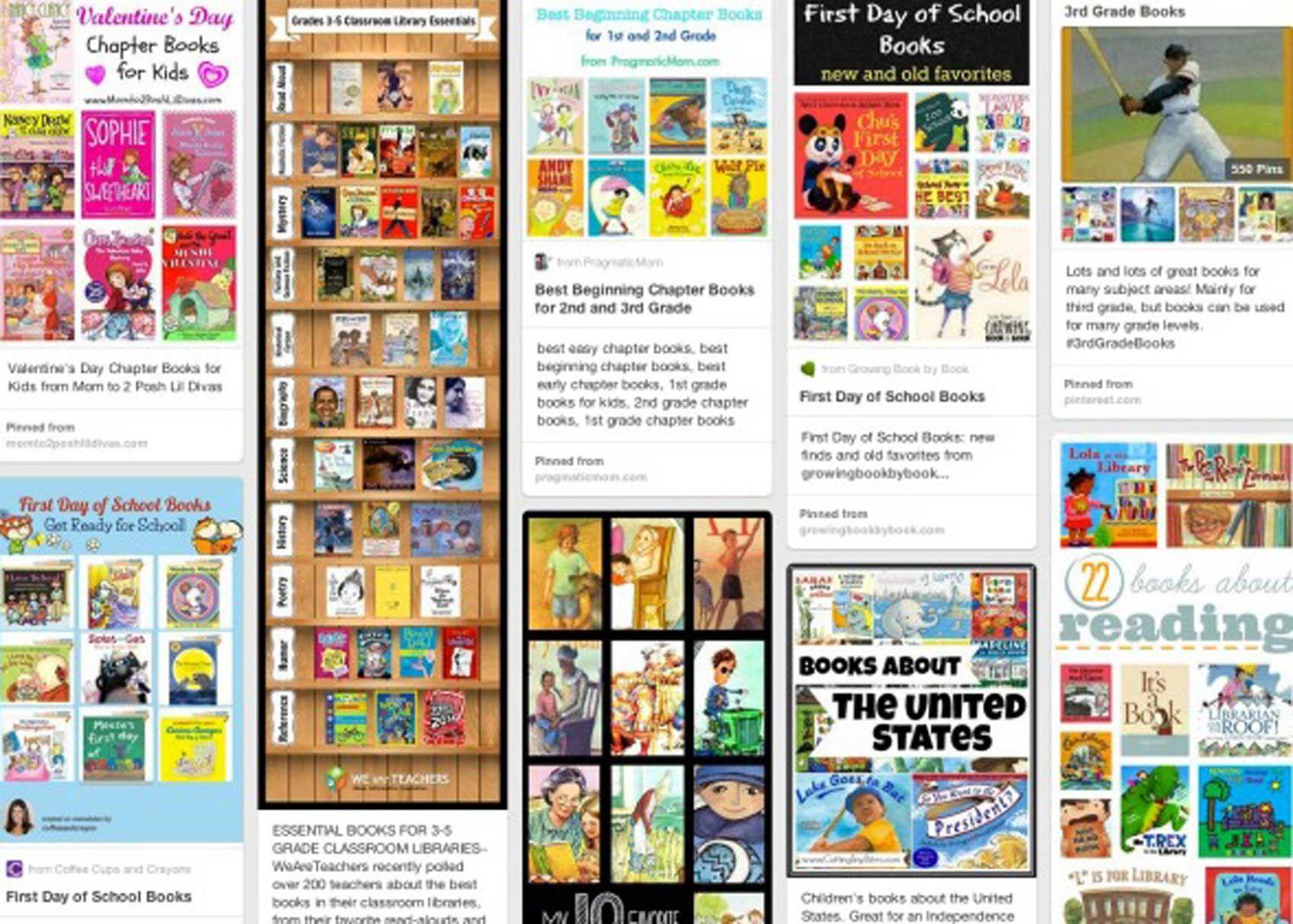 Best Pinterest Boards For Children S Books And Reading Brightly 3rd Grade Books Books Grade Book