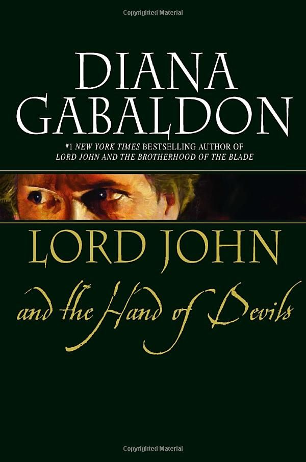 Lord John And The Hand Of Devils Lord John Grey Diana Gabaldon 9780385342513 Amazon Com Books Lord John Diana Gabaldon Books Diana Gabaldon