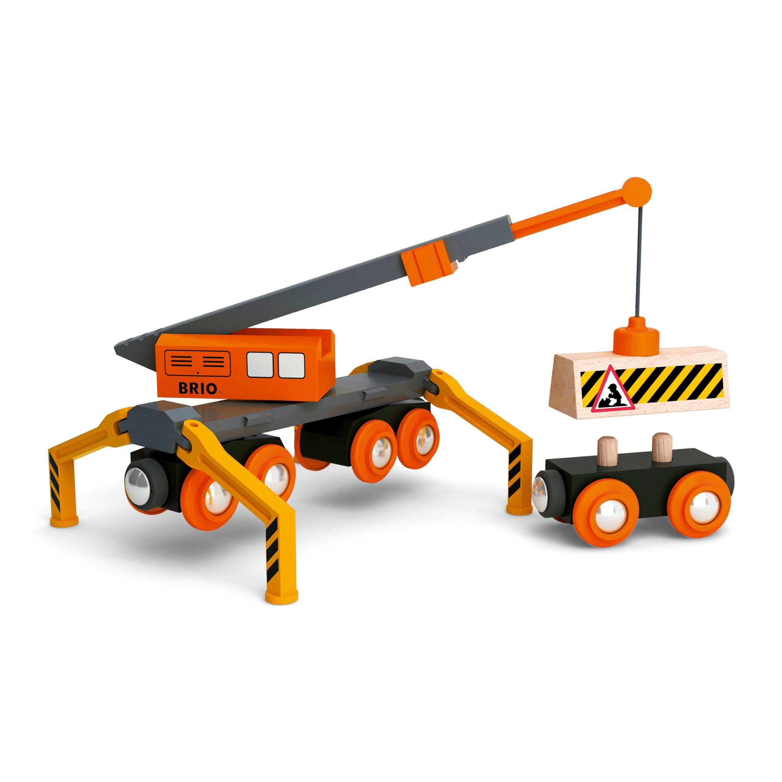 Amazoncom Brio Mega Crane Toys Games Presents For Others