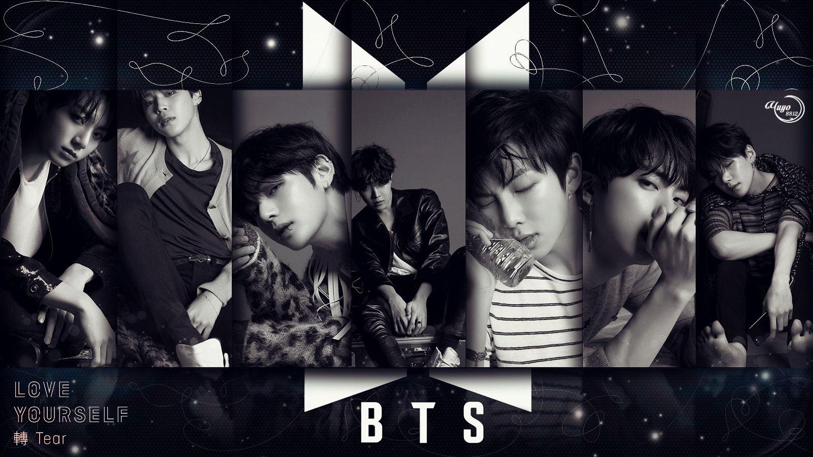 Wallpaper Of Bts Fake Love Wallpaper For Fans Of Yulliyo8812 Bts Jimin Jin Suga Rm J Hope Jungkook V Bts Walpaper Fake Love Bts Love Yourself