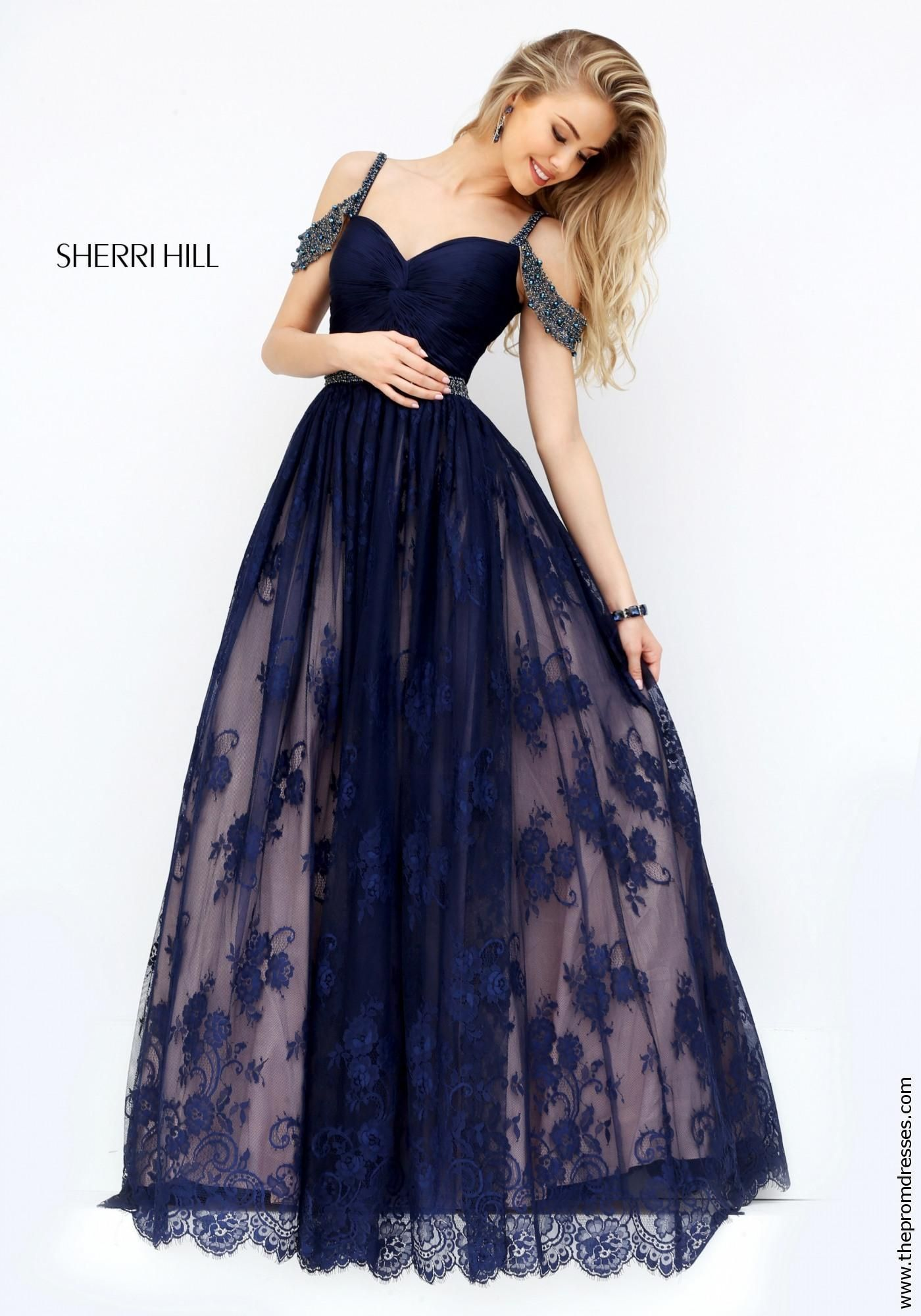 Sherri hill prom gowns and clothes
