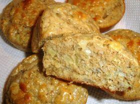 Ricette dietetiche Dukan: pane alla cipolla Dukan