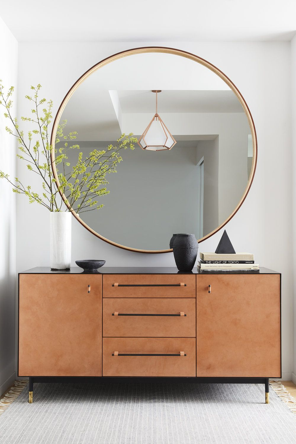 Hallway furniture for small space  Entry Table Ideas That Make a Great First Impression  HOME DECOR