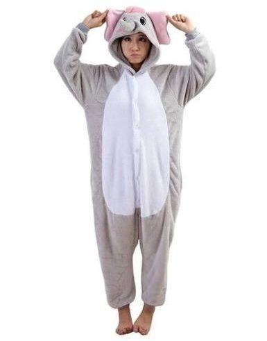 Grey Elephant Onesie for Adults 0abc0e9fd