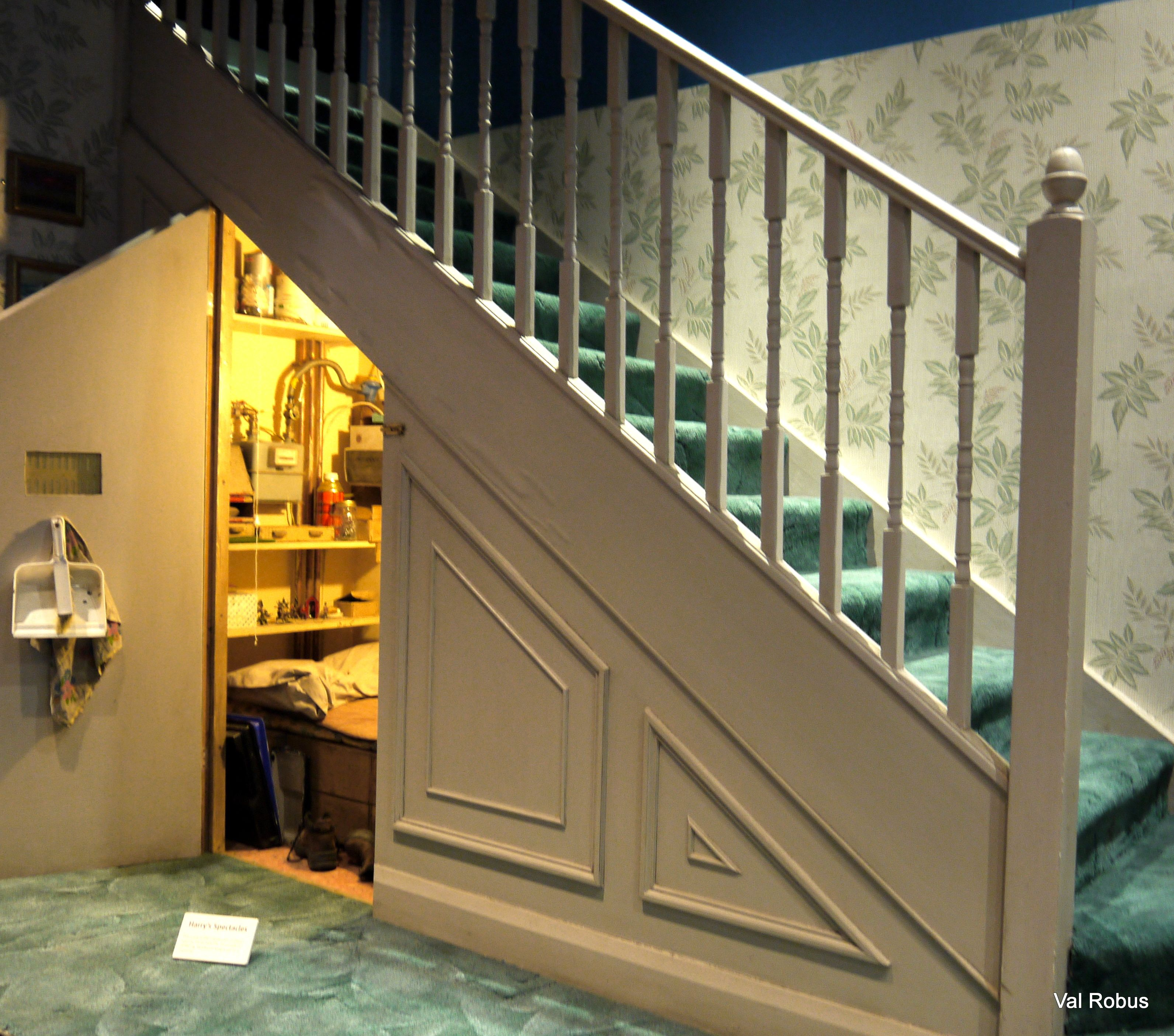 Harry Potter Cupboard Under The Stairs Under Stairs Cupboard Under Stairs Understairs Storage