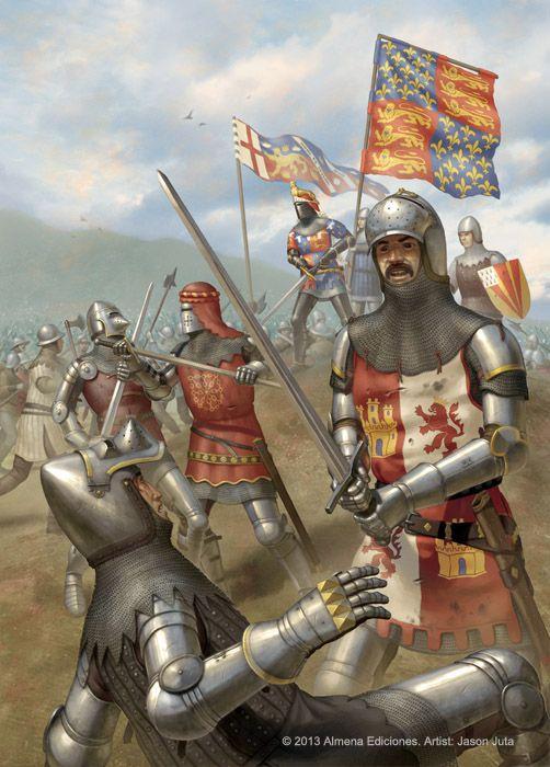 Armaduras y armas de los caballeros 03106b032958b349fd286630112de0c8