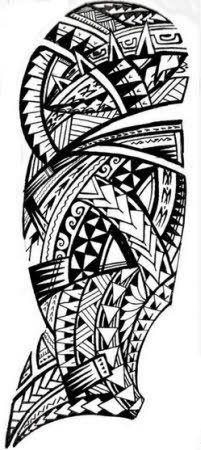 Tatuajes Maories Diseno Brazo Tatuaje Estilo De Vida Personalidad