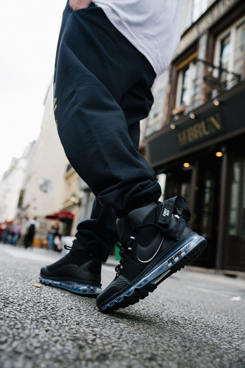 Kim Jones x Nike Air Max 360 Hi in 2019 | Nike air max, Air
