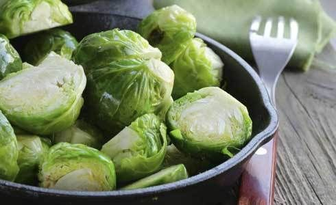 3 Recetas Deliciosas Con Col De Bruselas Ideales Para Perder Peso Recipes Brussel Sprout Cooking