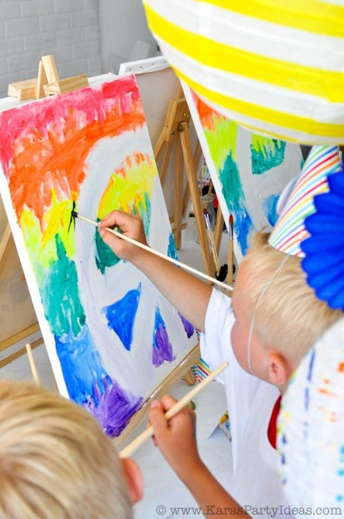 Use Tape To Make Peace Sign Paint Around It Paintings