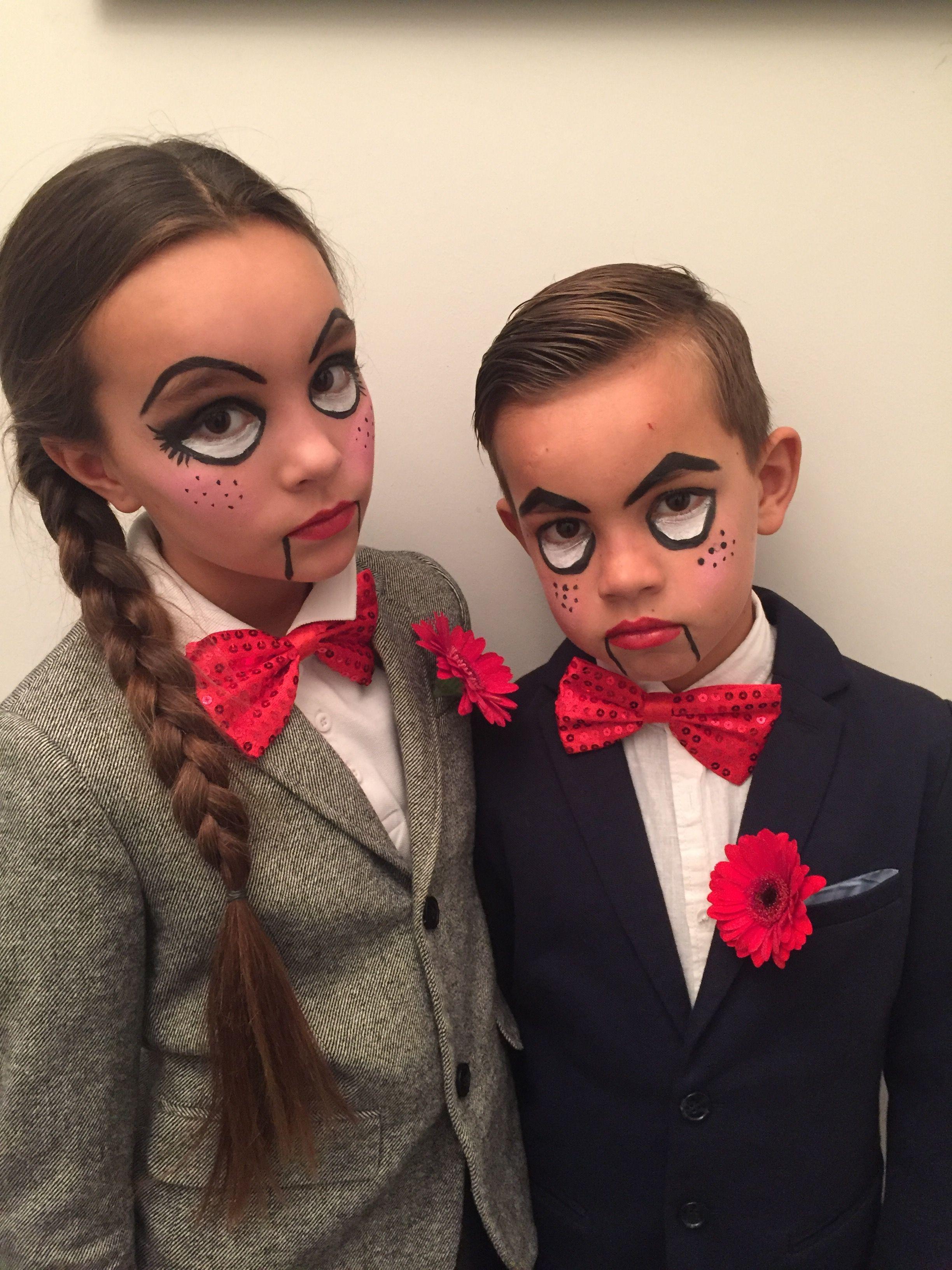 Pin by Blair Guba on Halloween Creepy halloween costumes