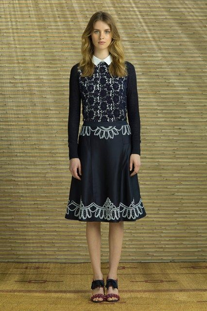 Tory Burch - Pre SPRING/SUMMER 2014 READY-TO-WEAR