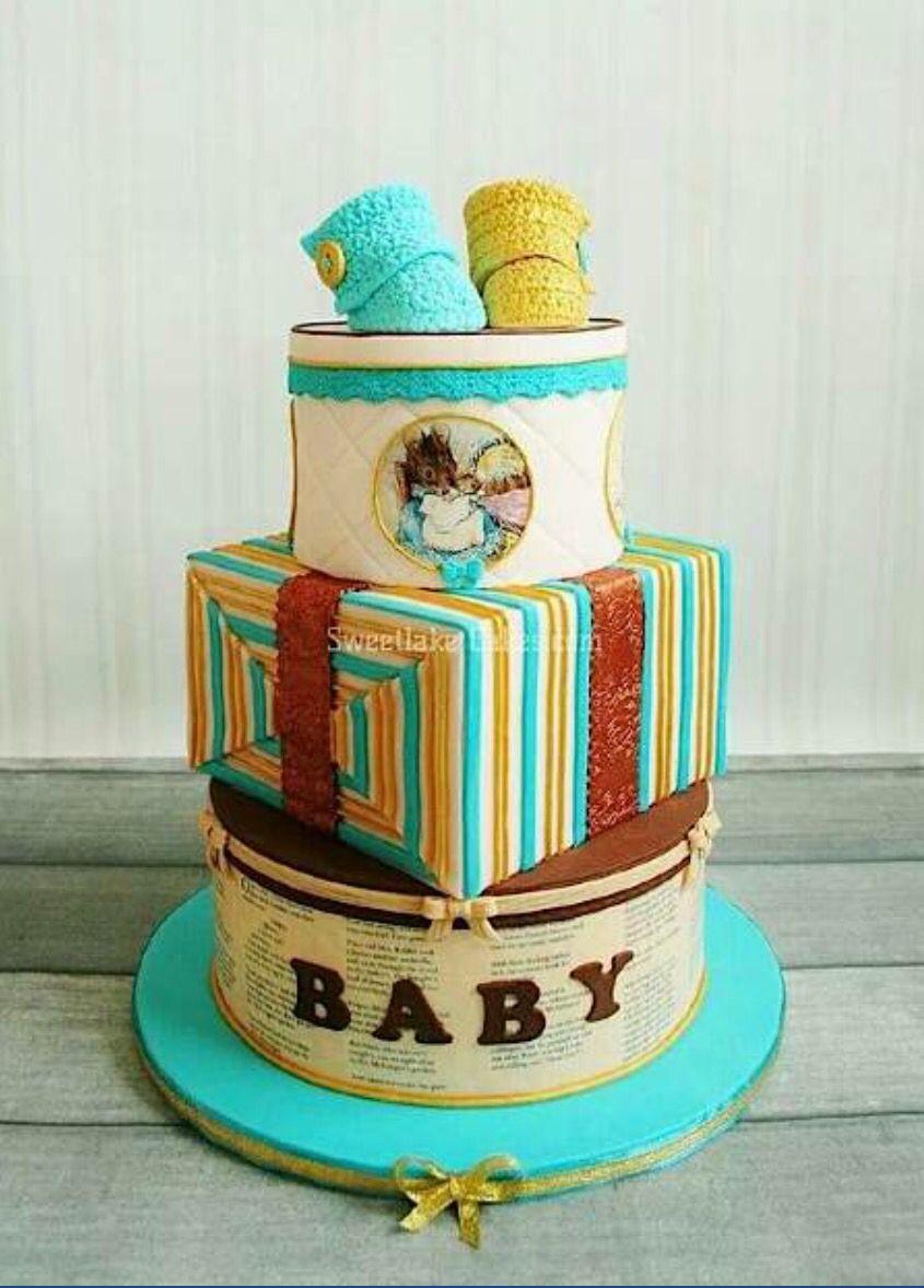 Cake wrecks sunday sweet 10 adorable baby shower cakes 7