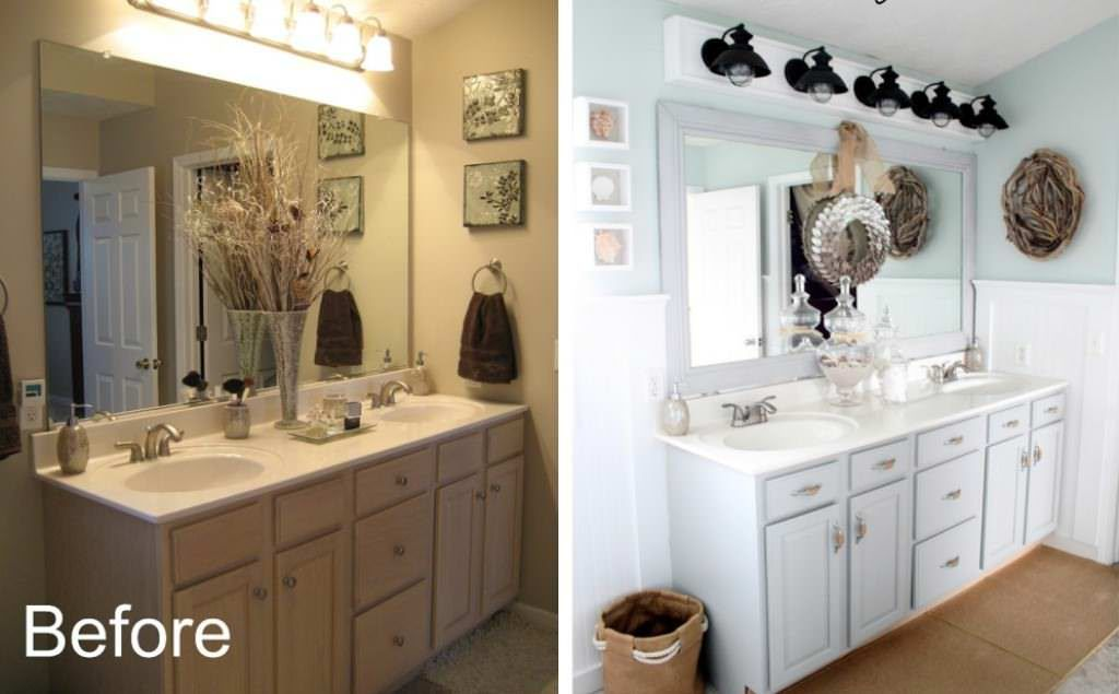 Selecting The Excellent Concepts Of Bathroom Makeovers On A Tight